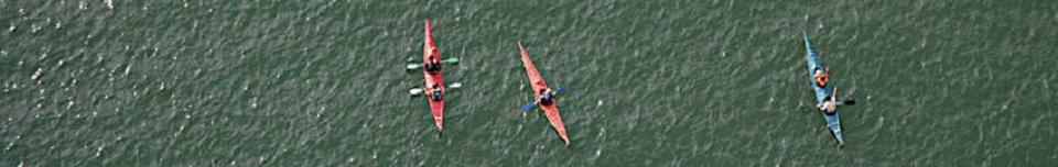 Kayak da mare image photo